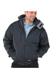 MUB Click Mercury Fleece Lined Bomber Jacket (Small to 3XLarge)