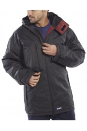 MUJ Click Mercury Fleece Lined Jacket