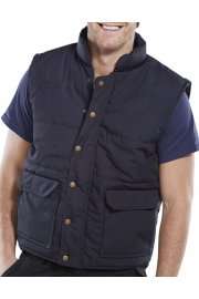 QNL Quebec Bodywarmer (Small to 4XLarge)