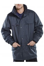 MBN Click Mowbray 2 in 1  PU Coated Weather Resistant Jacket