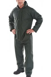 SBDQ Super B Dri Padded PU Coated Coverall (M To XXXL)