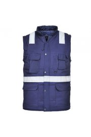 F414 Iona Enhanced Visibility Bodywarmer (Small To 2XL)