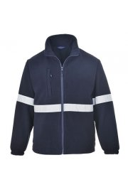 F433 Iona Enhanced Visibility Fleece (Medium To 2XL)