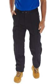PCTHWBL Combat Style Workwear Trousers