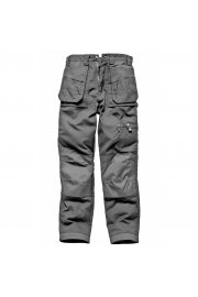 WD009 Eisenhower Heavy Duty Multi-pocket Trousers Grey