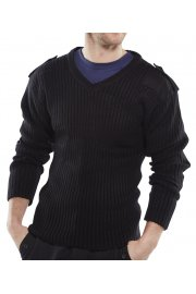 AMODV Click Nato V-Neck Sweat Shirt (Small to 3Xlarge)
