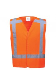 R470 Rws Hi Vis Vests (Small To 3XL)