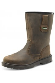 CTF48BR Click Traders PUR Rigger Boot