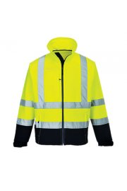 S425 Hi-Vis Contrast Fleece (Small To 3XL)