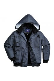 F465 3-In-1 All Weather Bomber Jacket (Small to 2Xlarge)