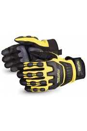 EN388 2121 Clutch Gear Impact Protection Gloves