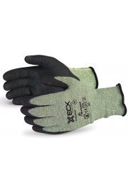 EN388 4532 Cut Level 5 Latex Palm Kevlar Glove