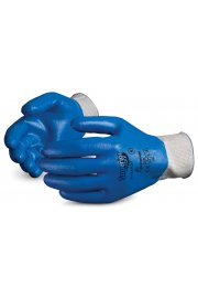 EN388 4342 Fully Nitrile Coated HPPE Glove