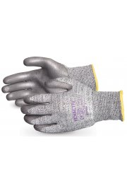 EN388 4542 Cut level 5 PU Palm Coated Composite Knit Glove