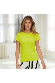AV181 Womens Fashion Basic T-Shirt (Small To 2XL)