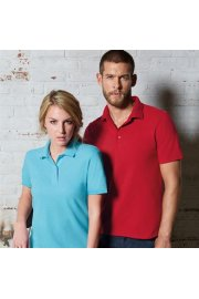 AV303 Adults Double Pique Polo (Small To 2XL)