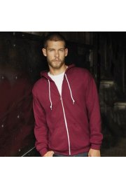 AV521 Full Zip Hooded Sweatshirt