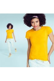 SS414 Lady Fit Sofspun T-shirt (XSmall To 2XL)