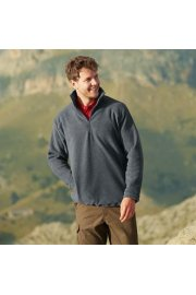 SS532 Half Zip Fleece Small to 2XLarge)