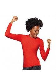 GD171 Womens Gildan Performance Long Sleeved T-shirt (Small To 2XL)