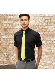 PR206 Roll Sleeve Poplin Shirt (Collar Size 14.5 To 19.0)
