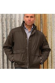 ST951 Urban Waxed Twill Jacket (Small to Xlarge)