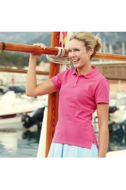 SS560 Lady-Fit Polo (XSmall To 2XL)