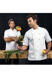 PR662 Ambassador Short Sleeve Chefs Jacket