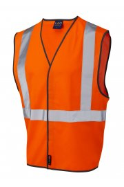 W14-O Rail Spec Hi Vis Vests (lapford) (Small To 3XL)