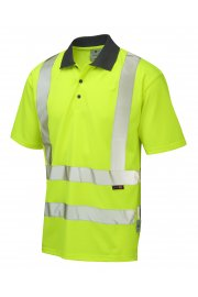 P02-Y Class 2 Rockham Coolviz Polo Shirt (Small to 6XL)