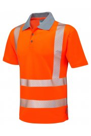 P03-O Class 2 Woolacombe Coolviz Plus Polo Shirt (Small To 6XL)