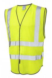 W04-Y Arlington Coolviz Hi Vis Vests (Medium To 5XL)