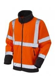 F01-O Class 3 Hartland Fleece Jacket (Small To 4XL)