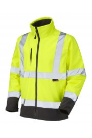 SJ01-Y Class 3 Buckland Softshell Jacket (Small To 4XL)