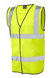 W01-Y Tarka Yellow Hi Vis Vests (Small To 6XL)