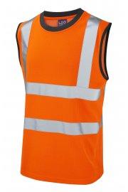 V01-O Class 2 Ashford Poly/Cotton Vest (Small To 6XL)