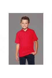 KK406 Klassic Polo Kids With Superwash