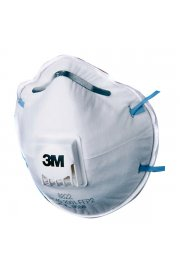 3M 8822 Mask P2V (Pack Size 10)