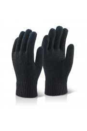 Acrylic Fibre Knitted  Glove