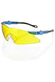 BBNSS2Y B-Brand Nevada SH2 Yellow Spec Glasses (Pack Size 10)