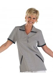 CCLCT Click Ladies Check Tunic