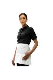 PR109 3 Open Pocket Waist Apron (One Size)