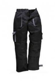 TX87 Texo Action Work Trousers Black