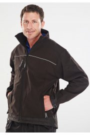 SSJ Click Waterproof Windproof Breathable SoftShell Jacket (XSmall to 6XLarge)