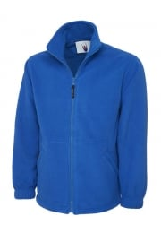 UC604 Classic Full Zip Unisex Micro Fleece Jacket (Xsmall to 4Xlarge)