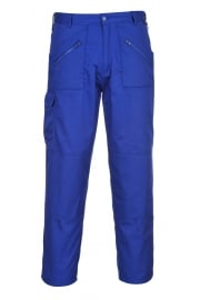 S887RY Action Trousers Royal