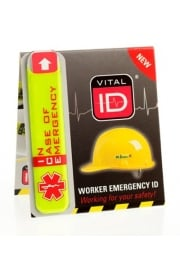 WSID01 Emergency ID Standard