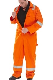 CFREBSOR Erskine FR/AS Bolier Suit Orange (Xsto6XL)