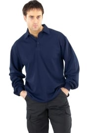 CFRPSLSASN  FR/AS Sweatshirt Navy (SmallTo6XL)