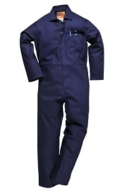 C030NVT CE Safe-Welder Coverall (Navy) Tall
